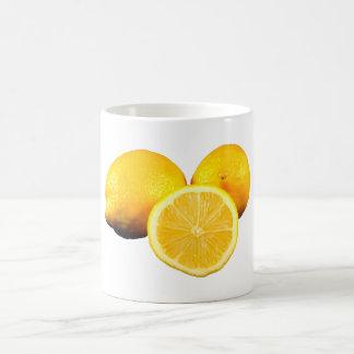 Lemons lemons mug