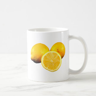 Lemons lemons mugs