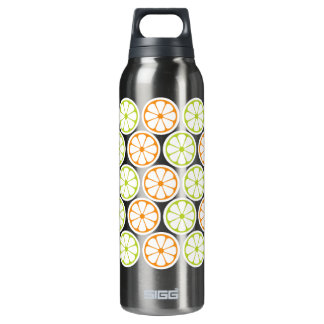 Lemons Liberty Bottle 0.5L Insulated SIGG Thermos Water Bottle
