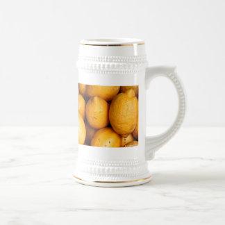 Lemons Beer Steins