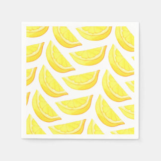 Lemons - Paper Napkins