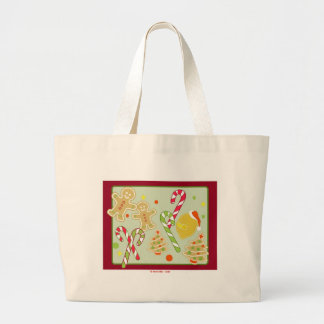 Lemontzz Cookie Exchange Jumbo Tote Bag