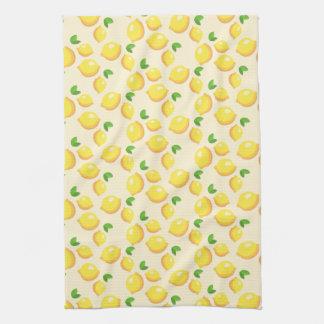 Lemony Fresh Towel