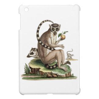 Lemur Artwork iPad Mini Cases