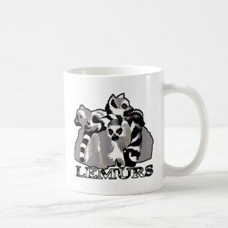 Lemur Mug