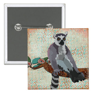 Lemur Serenity Button