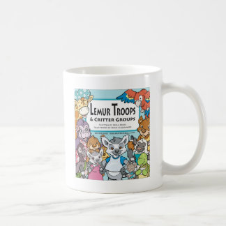 Lemur Troops & Critter Groups Coffee Mug