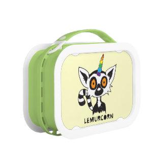 LemurCorn Lemur Lunch Boxes