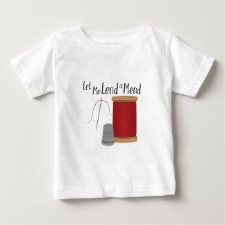 Lend A Mend Baby T-Shirt