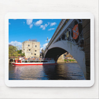 Lendal tower and bridge York Mouse Pad