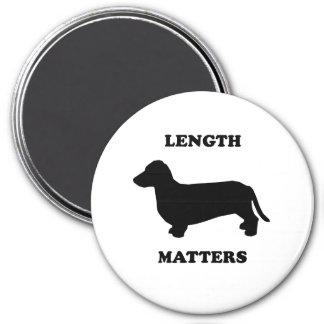 Length Matters Magnet
