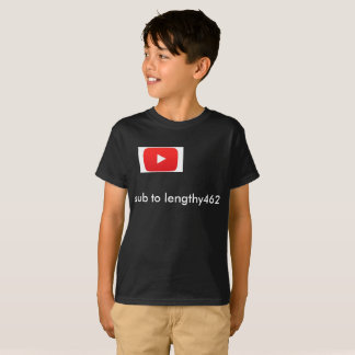 lengthy youtube shirts