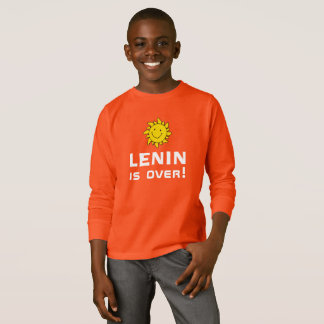 Lenin is more over T-Shirt