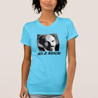 Lenin Jus A Rascal T-shirt