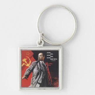 Lenin Key Ring
