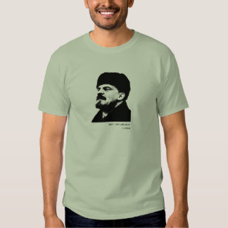 Lenin of the Beatles Tee Shirts