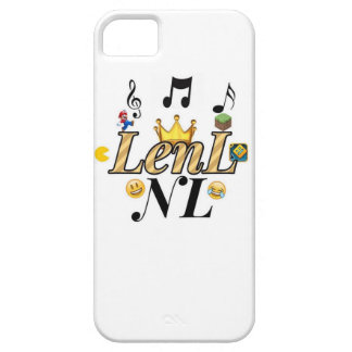LenL NL Logo IPhone SE, IPhone 6, IPhone 6s Chase Case For The iPhone 5