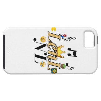 LenL NL Logo IPhone SE, IPhone 6, IPhone 6s Chase Tough iPhone 5 Case