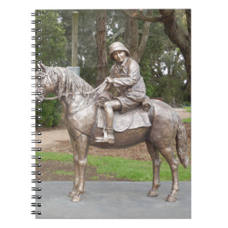 Lennie Gwyther on Ginger Mick Notebook
