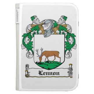 Lennon Family Crest Kindle 3G Case