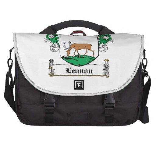 Lennon Family Crest Bag For Laptop