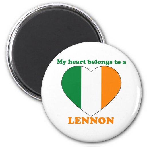 Lennon Magnets