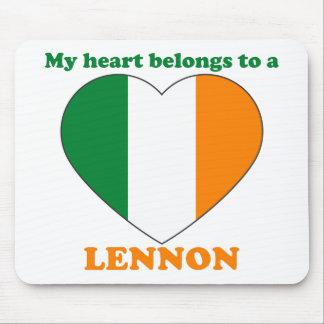 Lennon Mouse Pad