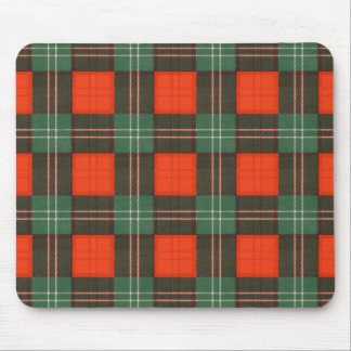 Lennox clan Plaid Scottish tartan Mouse Pad