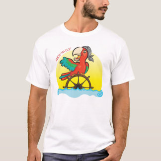 Lenny the Pirate Parrot T-Shirt