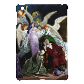 Lenore among the Angels. iPad Mini Covers