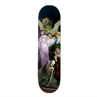 Lenore among the Angels. Skate Deck