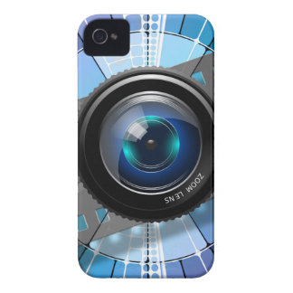 Lens iPhone 4 Case-Mate Cases