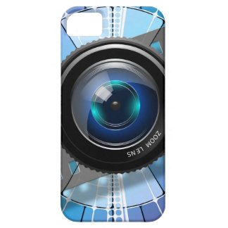 Lens iPhone 5 Cover