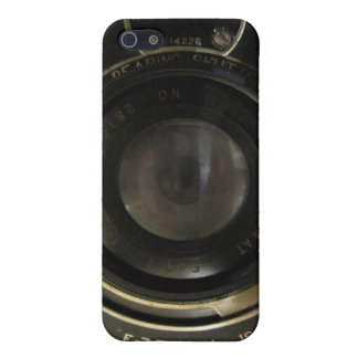 Lens iPhone 5 Covers