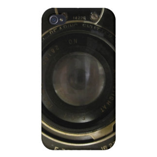 Lens iPhone 4 Cover