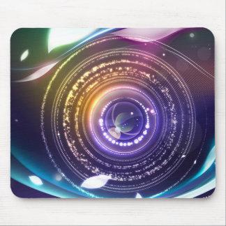 Lens Light Mouse Pad
