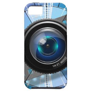 Lens Tough iPhone 5 Case