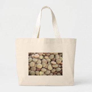 Lentils Cloth Shopping Bag