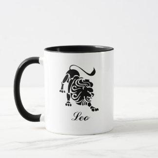 LEO Astrology Star Sign Mug