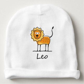 Leo Baby Beanie