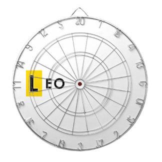 LEO COLOR DARTBOARD