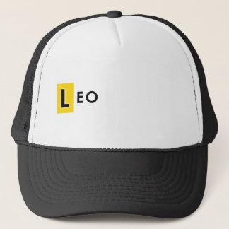 LEO COLOR TRUCKER HAT