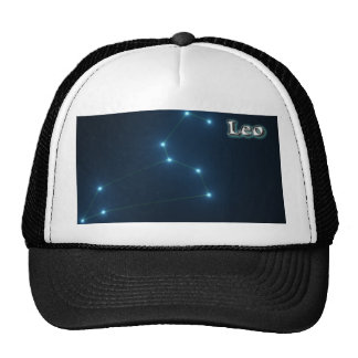 Leo constellation cap