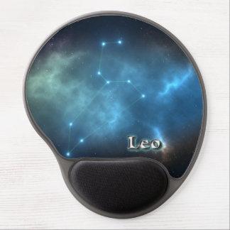 Leo constellation gel mouse pad