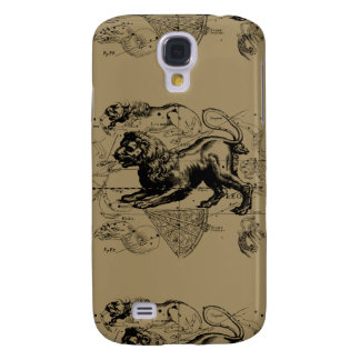 Leo Constellation Hevelius 1690 July23 - August 22 Galaxy S4 Covers