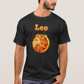 Leo illustration T-Shirt