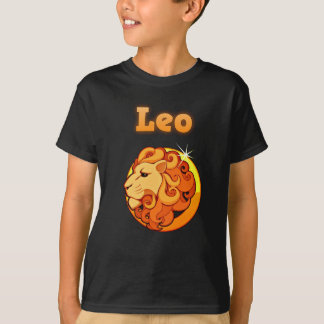 Leo illustration T-Shirt