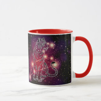 Leo in the year of the Tiger Mug