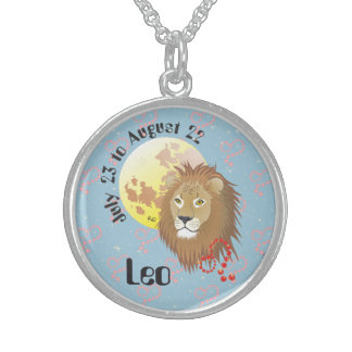 Leo July 23 tons of August 22 Necklaces
