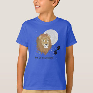 Leo July 23 tons of August 22 Tshirt